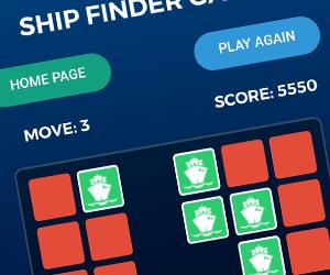 Ship Finder Game